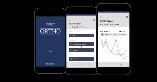 Orthopedic App for Surgeons